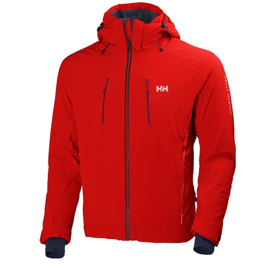 Helly Hansen Alpha 2.0 Jacket - Red