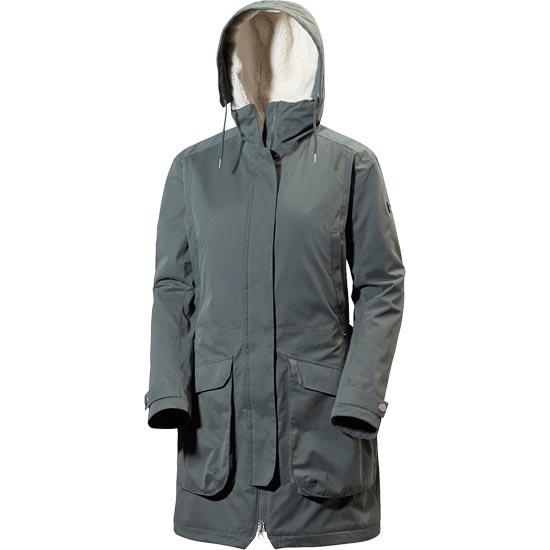 Helly Hansen Kara Parka W - Rock
