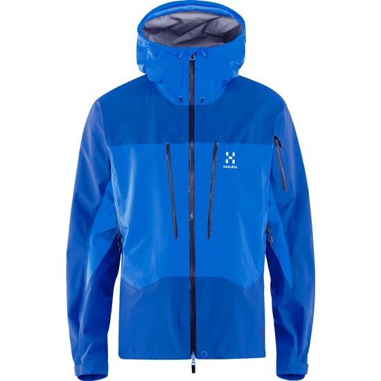 Haglöfs Spitz Jacket - Gale Blue/Vibrant Blue