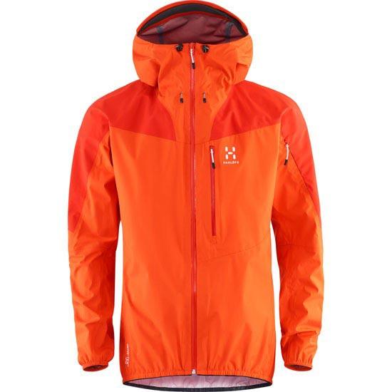Haglöfs Touring Active Jacket - Naranja