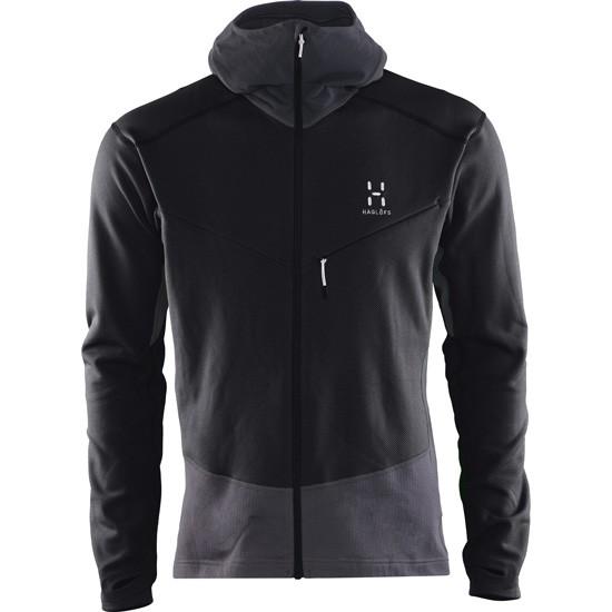 Haglöfs Touring Hood - True Black/Magnetite