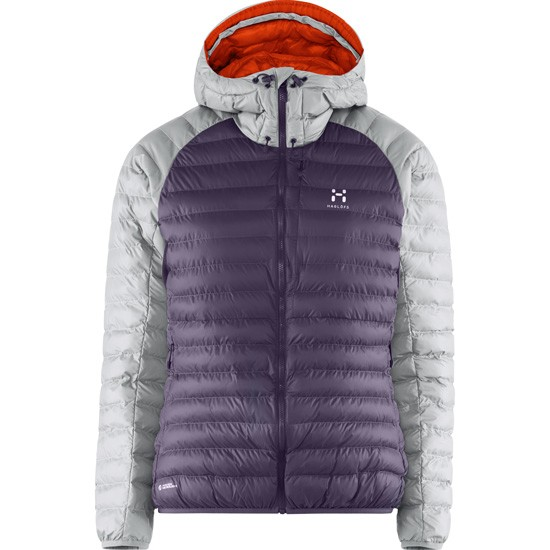 Haglöfs Essens Mimic Hood W - Sky/Purple