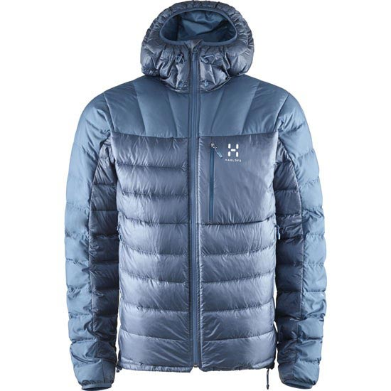 Haglöfs Bivvy Down Hood - Blue Ink