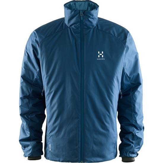 Haglöfs Barrier III Jacket - Blue Ink/Steel Sky