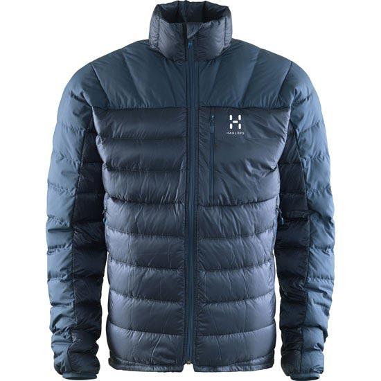 Haglöfs Bivvy Down Jacket - Blue Ink
