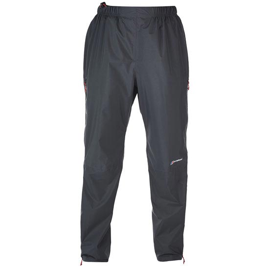 Berghaus Light Hike Hydroshell Overtrouser - Black