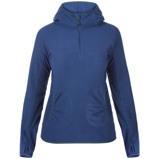 Berghaus Prism Micro II Fleece Half Zip W - Dark Blue