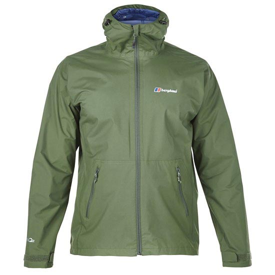 Berghaus Stormcloud Shell Jacket - Dark Green