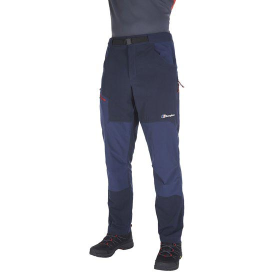 Berghaus Fast Hike Pants - Dark Blue/Black