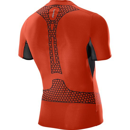 Salomon S-Lab Exo Zip Tee - Photo de détail