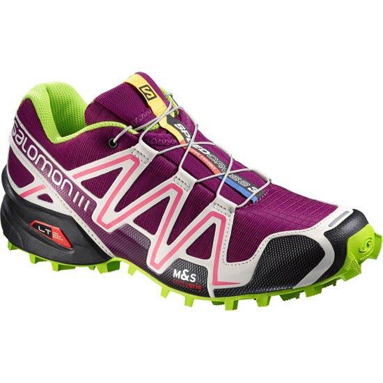 Salomon Speedcross 3 W - Mystic Purple/Light Grey