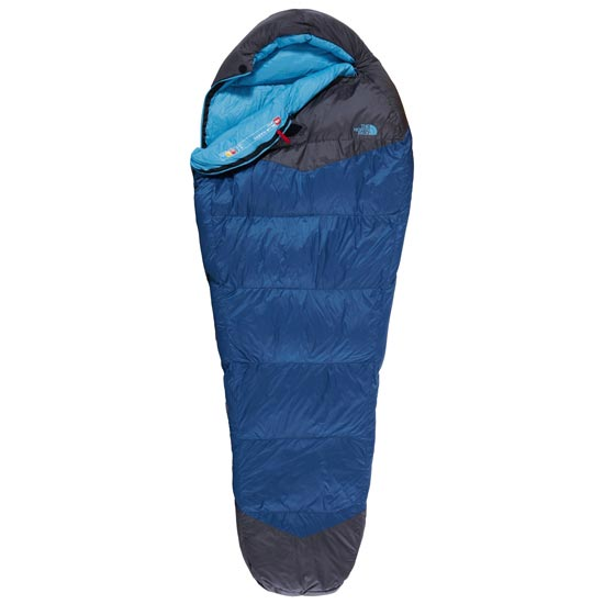 The North Face Blue Kazoo - Ensign Blue/Asphalt Grey
