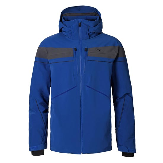Kjus Speed Reader Jacket - Alaska Blue/Nine Iron