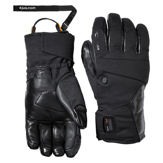 Kjus Bluetooth 2.0 Glove - Black