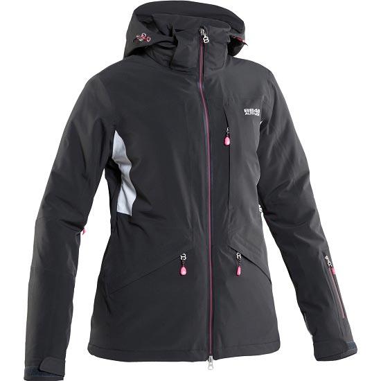 8848 Altitude Miva Jacket W - Charcoal