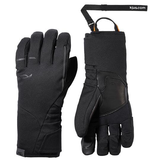 Kjus Formula Glove W - Black