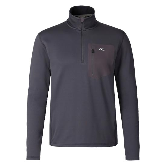 Kjus Hydraulic Halfzip - Nine Iron