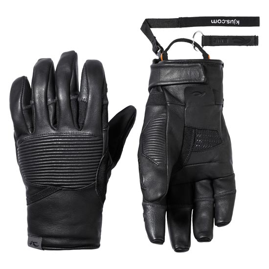Kjus Impact SL Glove - Black