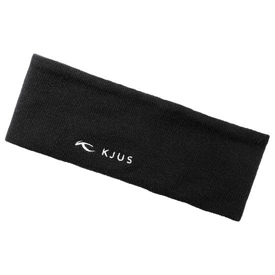 Kjus Formula Headband Unisex - Black