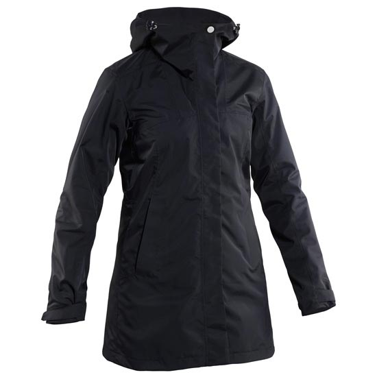 8848 Altitude Gate Rain Coat W - Black
