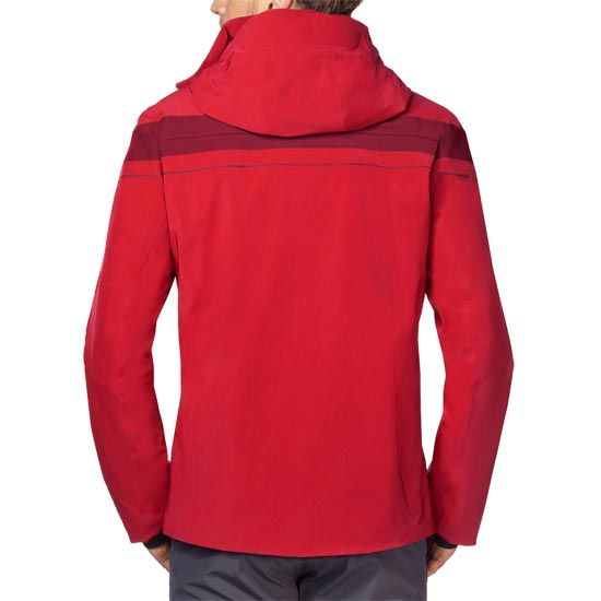 Kjus Speed Reader Jacket - Photo de détail