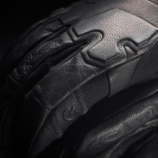Kjus Impact Pro Glove - Photo de détail