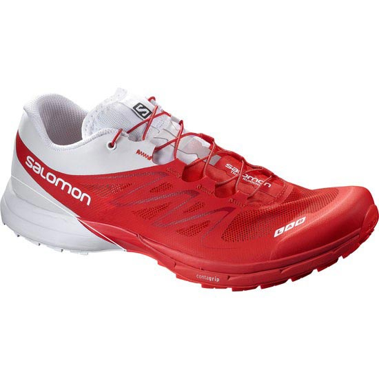 Salomon S-Lab Sense 5 Ultra - Red/White