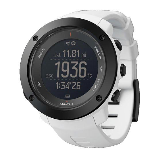 Suunto Ambit3 Vertical White (HR) - Photo de détail