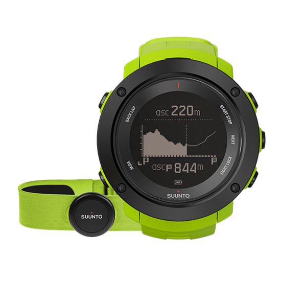 Suunto Ambit3 Vertical Lime (HR) - Lime