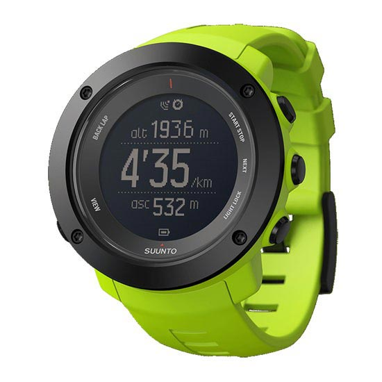Suunto Ambit3 Vertical Lime (HR) - Photo de détail