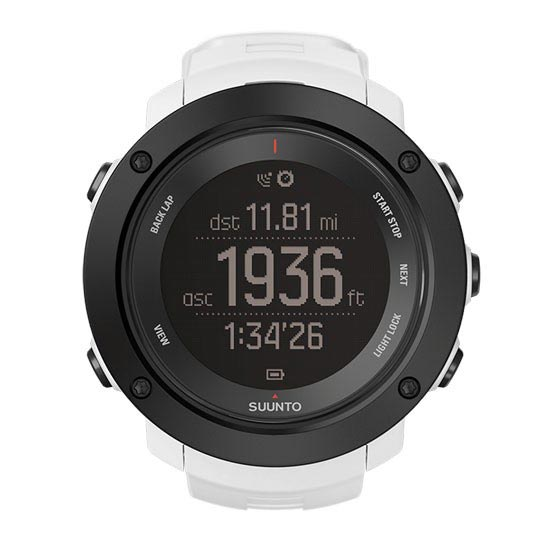 Suunto Ambit3 Vertical White -