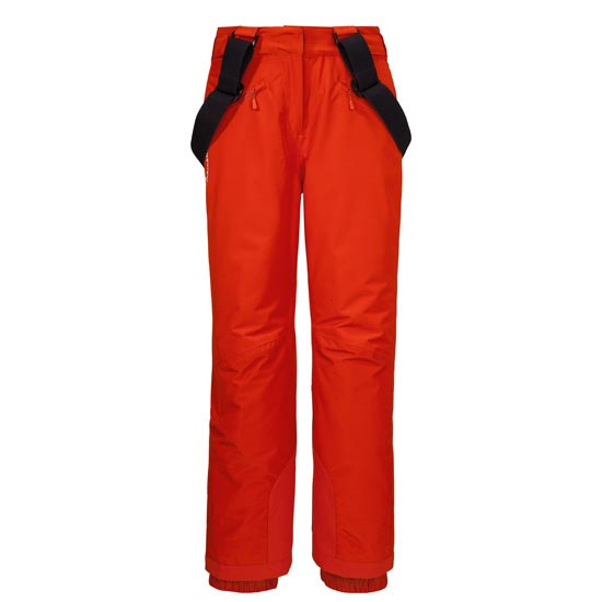 Schöffel Nellie II Pants Jr - Rojo