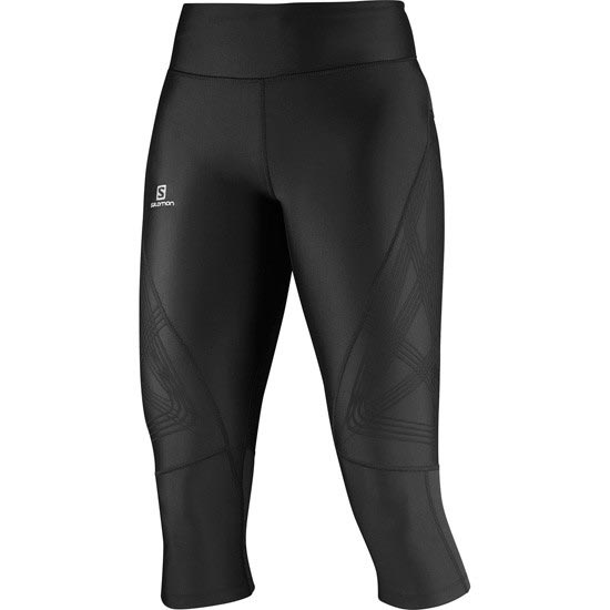 Salomon Intensity 3/4 Tight W - Black