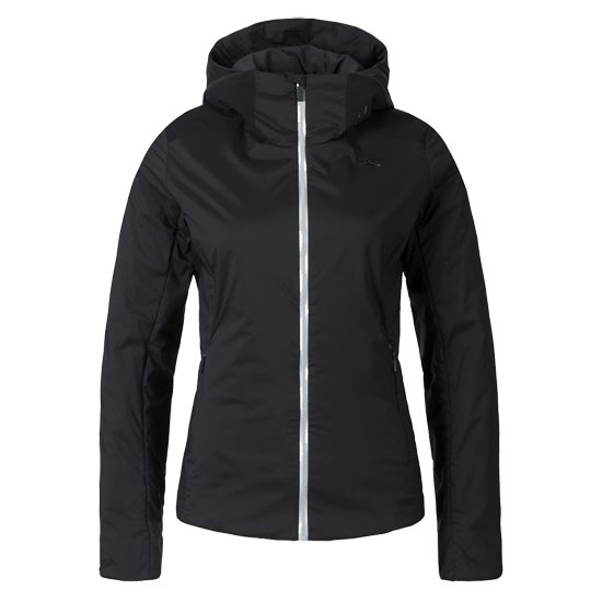 Kjus FRX 3D Hooded Jacket W - Black