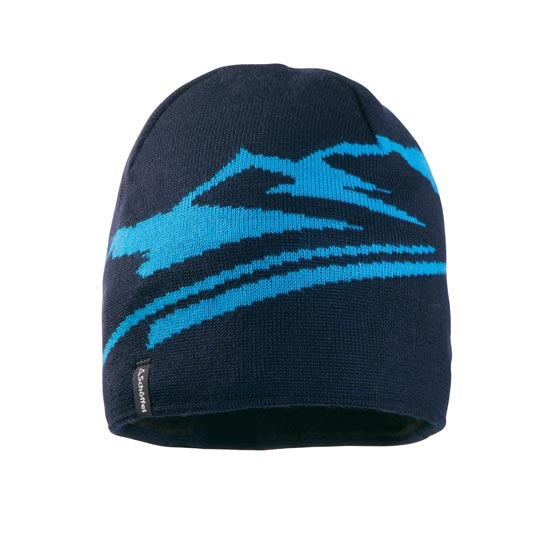 Schöffel Uppsala Knitted Hat - Navy/Blue