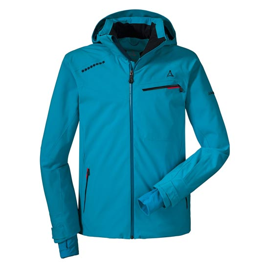 Schöffel Zürs Ski Jacket - Blue Jewel