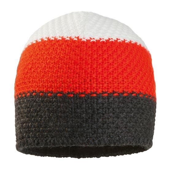 Schöffel Len Beanie - White/Red/Black