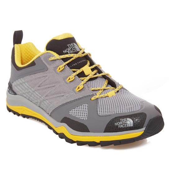 The North Face Ultra Fastpack II - Griffin Grey/Freesia Yellow