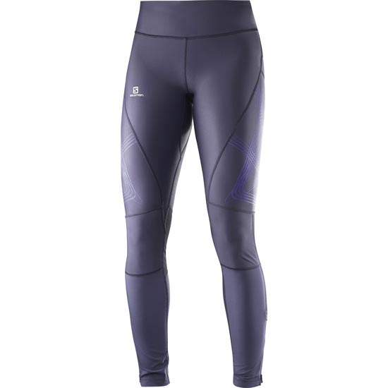 Salomon Intensity Long Tight W - Nightshade