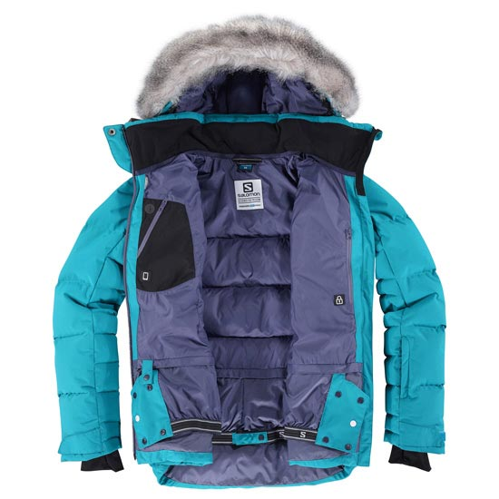 Salomon Icetown Jacket W - Photo de détail