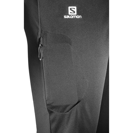 Salomon Lightning Softshell Pant W - Photo de détail