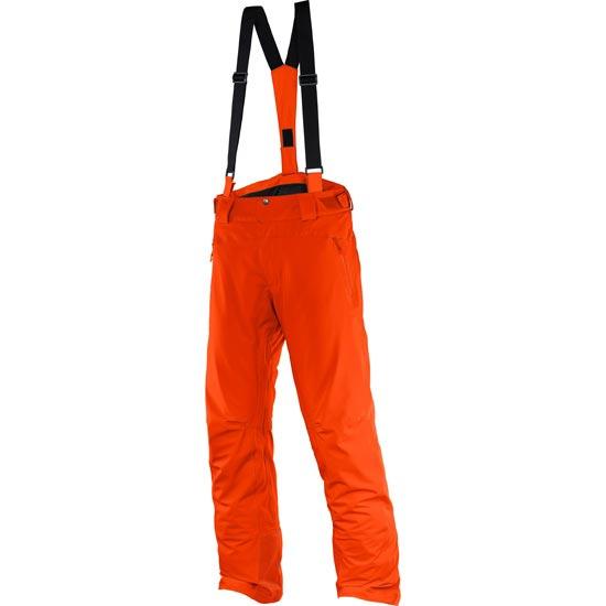 Salomon Iceglory Pant - Vivido Orange