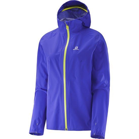 Salomon Bonatti WP Jacket W - Phlox Violet