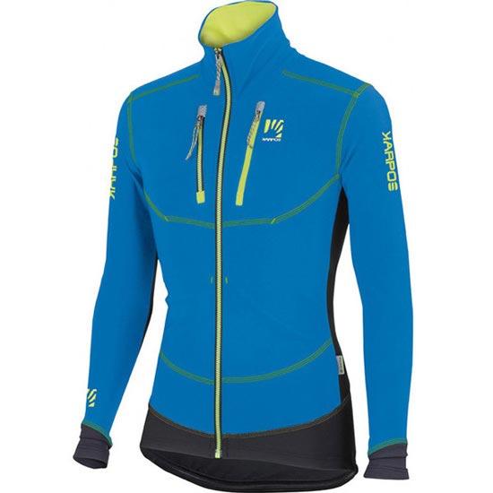 Karpos Alagna Jacket - Azul/Negro