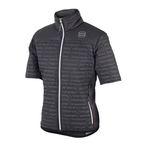 Sportful Rythmo Puffy - Negro