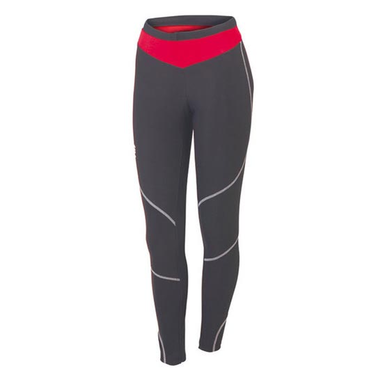 Sportful Cardio Evo Tech Tight W - Antracita/Rosa