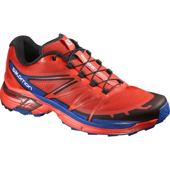 Salomon Wings Pro 2 - Lave Orange/Red