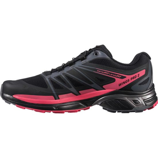 Salomon WINGS PRO 2 W BK/CLD/Madd - Photo de détail