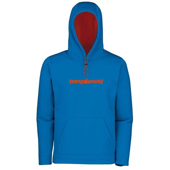 Trangoworld Sweat Login - Azul/Naranja