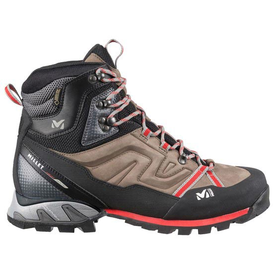 Millet High Route Gtx - Faint Brown/Red